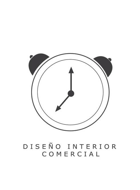 Diseño comercial:  de estilo  por TICKTO STUDIO