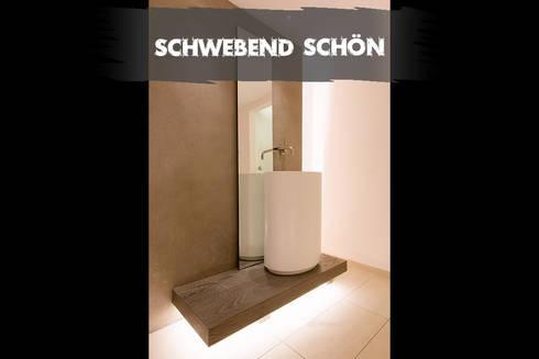 Badgestaltung: moderne Badezimmer von Ulrich holz -Baddesign