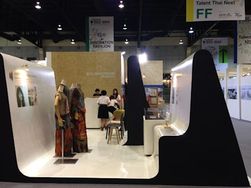 Designer of the year 2013 / BIG+BIH in Bangkok:  ตกแต่งภายใน by A2-Studio