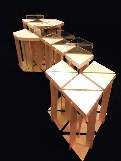 Designer of the year 2014 in Paris Design Week :  ตกแต่งภายใน by A2-Studio