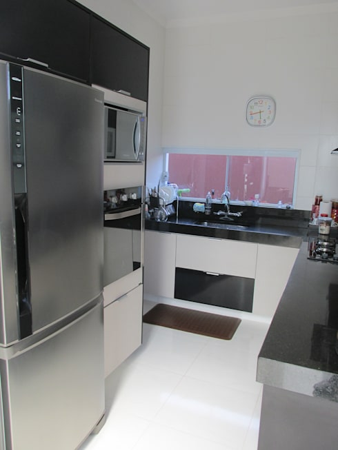 廚房 by João Paulo Gomes Arquitetura