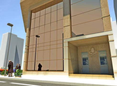 Faisal Bank Tower – Cairo:  شركات تنفيذ Ereibi for Engineering Design