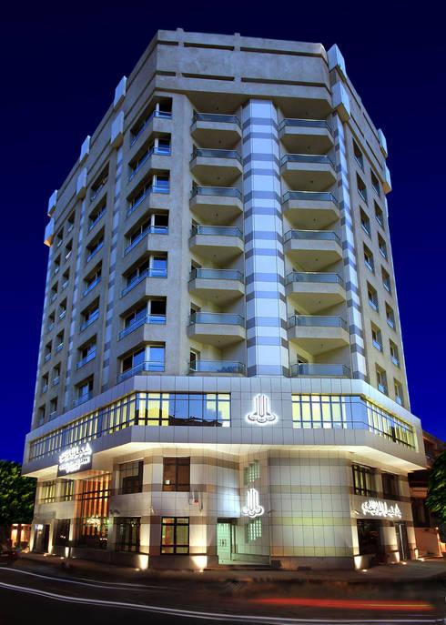 Faisal Bank Tower - Cairo:  شركات تنفيذ Ereibi for Engineering Design
