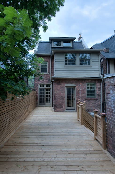 Glen Rd: minimalistic Houses by Contempo Studio