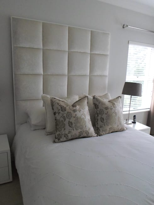 La Lucia home: modern Bedroom by BHD Interiors
