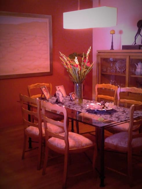 Proyecto de interiorismo para un salón comedor en Almería