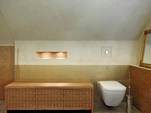 Individuelles Möbeldesign Mit Spezieller Ornamentik: Mediterrane Badezimmer  Von Dipl. Ing. Anne