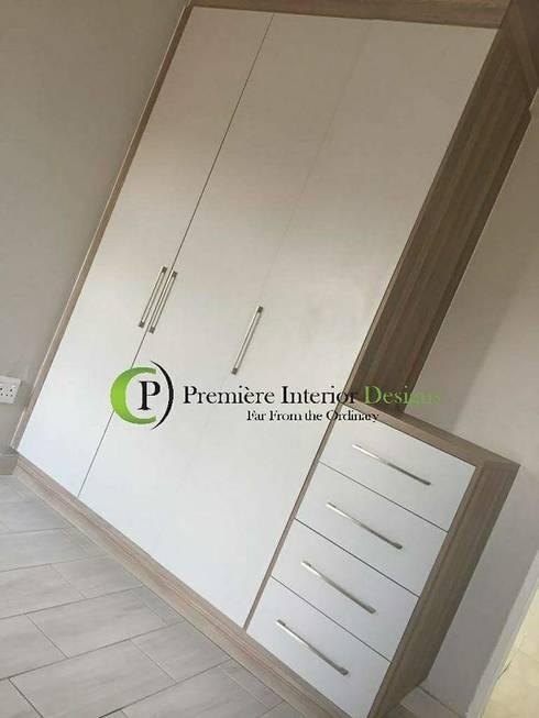 Bedroom by Première Interior Designs