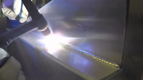 Aluminium Welding:   by Welding Services Cape Town