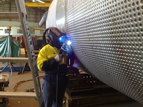 Tanks & Piping:   by Welding Services Cape Town