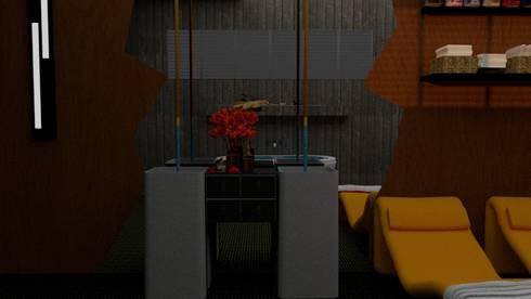 modern Bathroom by STUDIO SPECIALE - ARQUITETURA & INTERIORES
