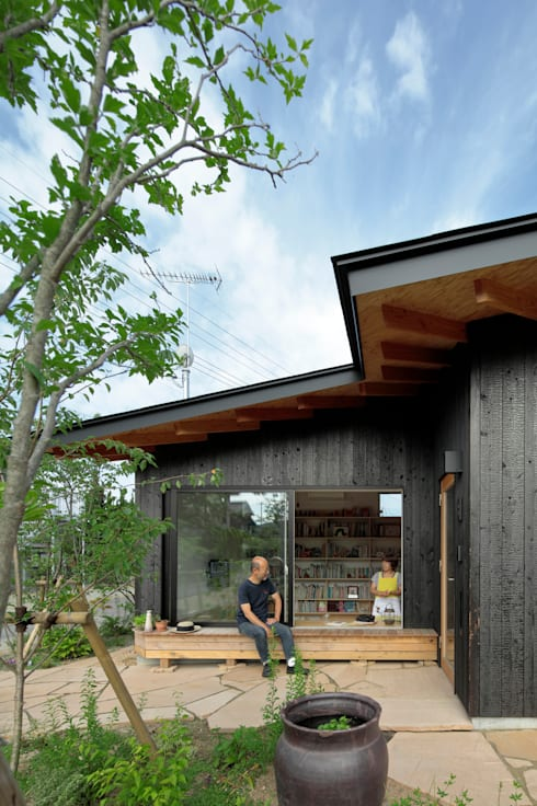 矩のつらなり: 池田雪絵大野俊治 一級建築士事務所が手掛けた家です。