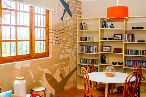 Interior Design: Dormitorios infantiles de estilo moderno por Decotela