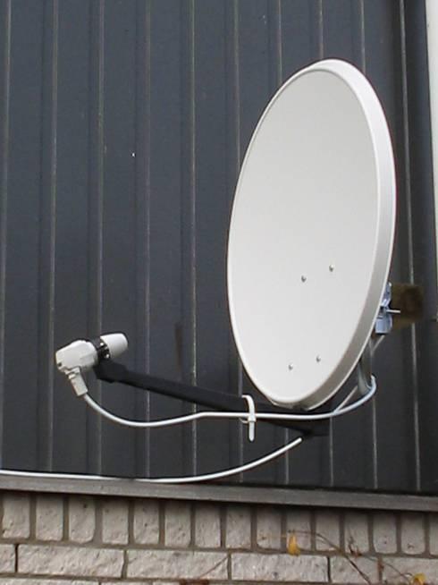 Durable Satellite Dish Installation:   by Stellenbosch DStv Installation
