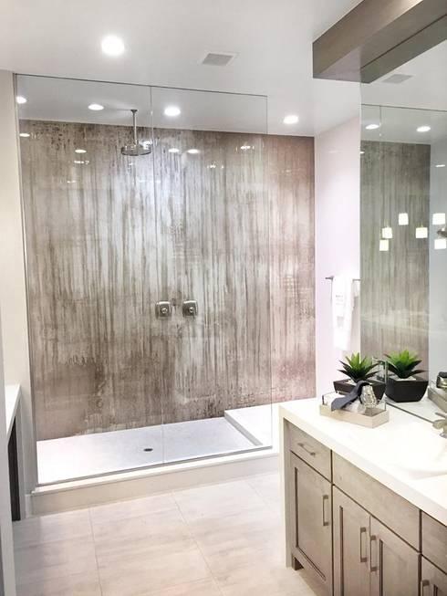 Alex Turco Art Designer: modern Bathroom by S. T. Unicom Pvt. Ltd.