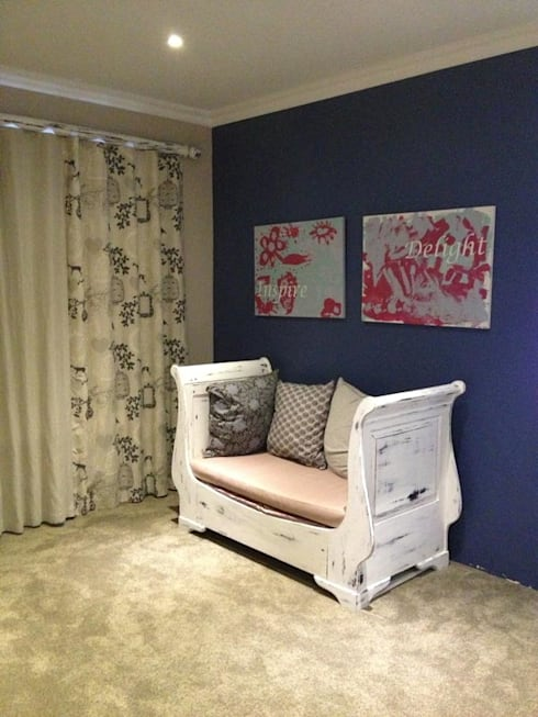 House Spies :  Bedroom by Redesign Interiors