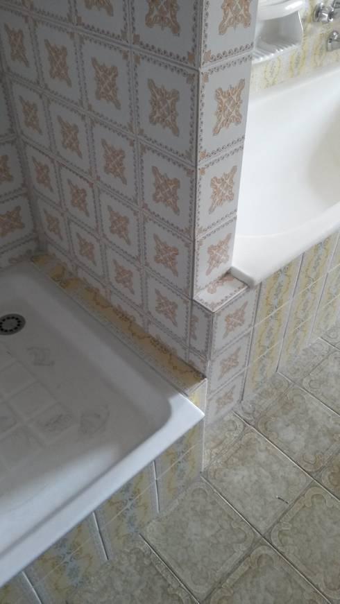 Due Bagni Vintage di Architetto Alberto Colella   homify