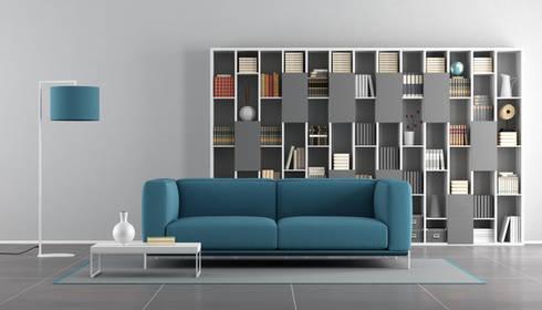 Interior Designers, Decorators and Design Services in Mumbai - Oxedea Interiors:  Multimedia room by Oxedea Interiors