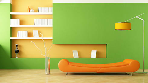 Interior Designers, Decorators and Design Services in Mumbai - Oxedea Interiors:  Household by Oxedea Interiors