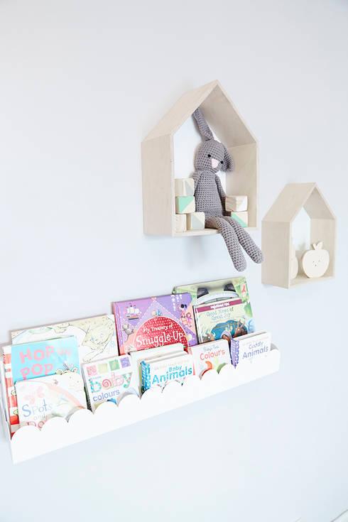 غرف الرضع تنفيذ The Home Collective