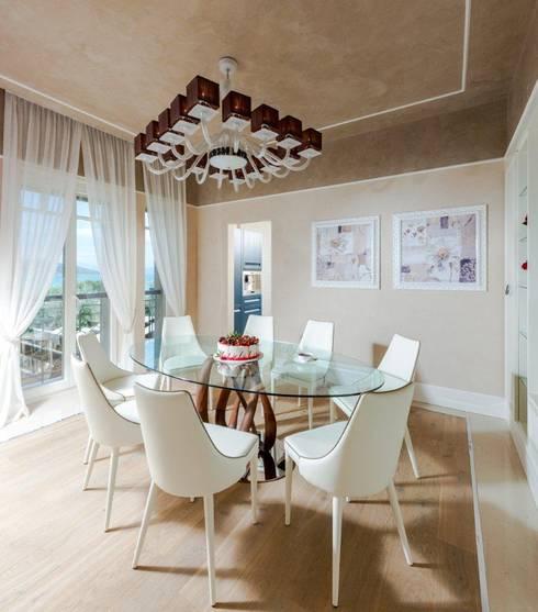 Столовые комнаты в . Автор – Studio D73