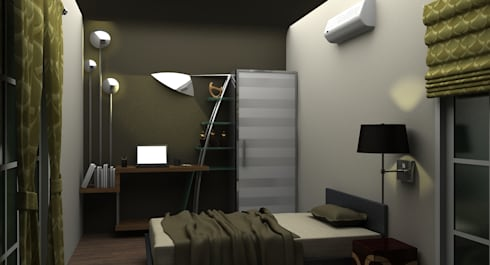 3D Interior Modeling & Rendering Solutions:   by Hi-Tech CADD Services