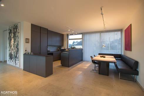 Einfamilienhaus in lontzen door architekturb ro sutmann homify - Foto keuken amenagee ...