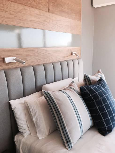 Izinga Park, Umhlanga : modern Bedroom by Urban Create Design Interiors