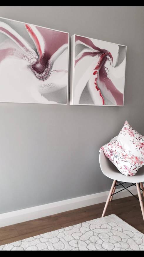 Izinga Park, Umhlanga :  Bedroom by Urban Create Design Interiors