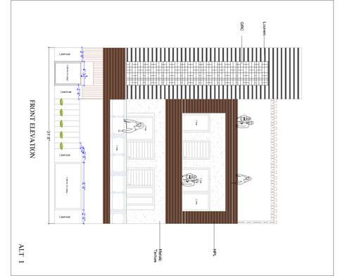 Facade:   by Design Arch Group