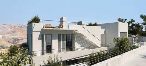 W.K. Villa- Fuhais:  Villas by Uraiqat Architects