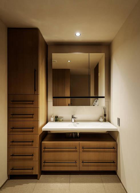 浴室 by FANFARE CO., LTD
