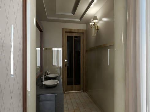 modern Bathroom by Ravenor's Design Solutions