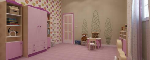 eclectic Bedroom by Ravenor's Design Solutions