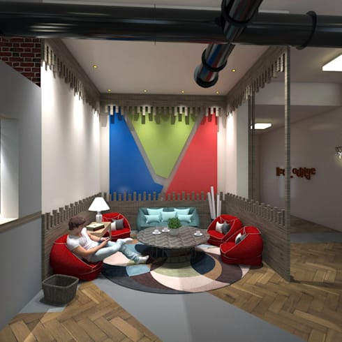 Office buildings by Ravenor's Design Solutions