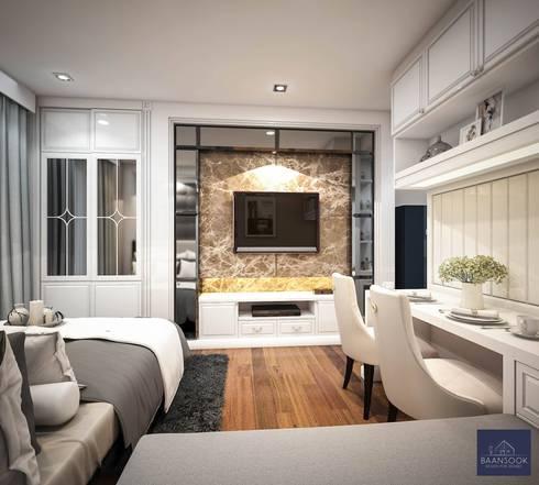เล็กกว่านี้ไม่มีอีกแล้ว! - :   by BAANSOOK Design & Living Co., Ltd.
