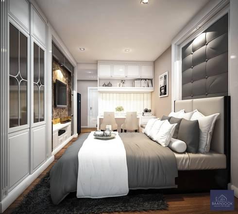 เล็กกว่านี้ไม่มีอีกแล้ว! – :   by BAANSOOK Design & Living Co., Ltd.