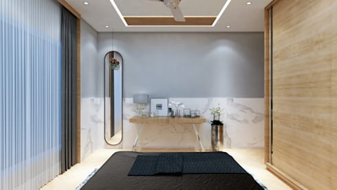 sonbedroom3: minimalistic Bedroom by quite design