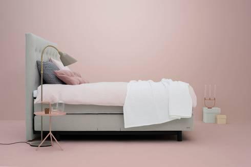 boxspringbett original von auping deutschland homify. Black Bedroom Furniture Sets. Home Design Ideas