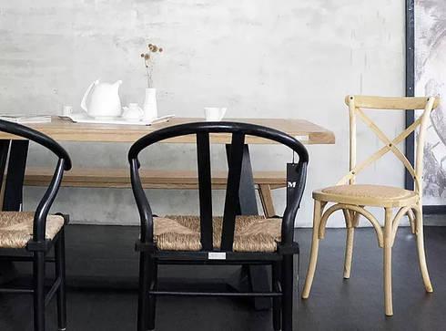 免費家具配置諮詢服務:  餐廳 by M.W JOINTS |罕氏家居