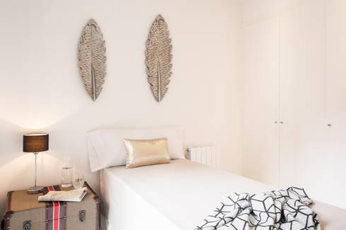 Dormitorio: Dormitorios infantiles de estilo moderno de Markham Stagers