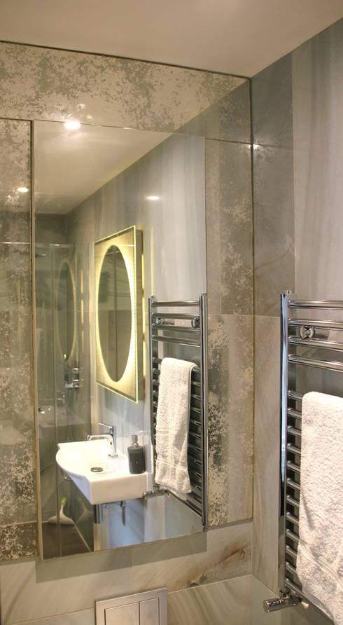 modern Bathroom by Alguacil & Perkoff Ltd.