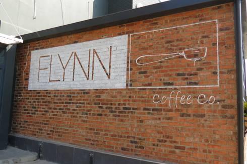 Flynn Coffee Shop - Kramerville:   by Vashco Pty Ltd