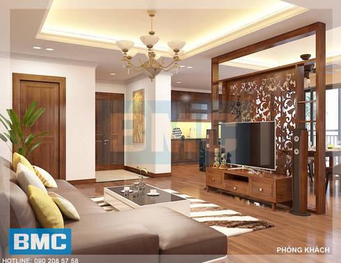 THIẾT KẾ NỘI THẤT CHUNG CƯ KHU NGOẠI GIAO ĐOÀN HÀ NỘI:   by công ty cổ phần xây dựng và nội thất BMC