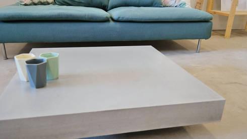 Betontisch wohnzimmer fabulous betontisch wohnzimmer unikatoo hd wallpaper photos with - Betontisch wohnzimmer ...