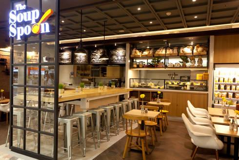 The Soup Spoon:  Restoran by EIGHT IDEA