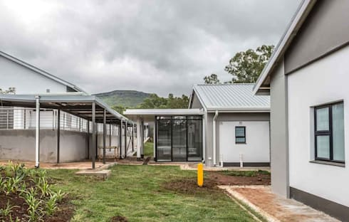 St Lucy's Hospital—Lilitha College:  Hospitals by Intsika Architects (Pty) Ltd