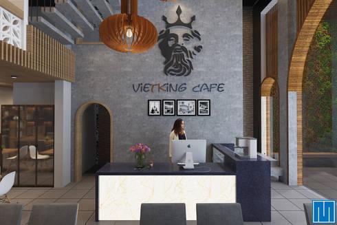 Vietking Coffee:   by Mét Vuông