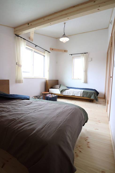"""Model House """"useful"""": 85inc.が手掛けた子供部屋です。"""
