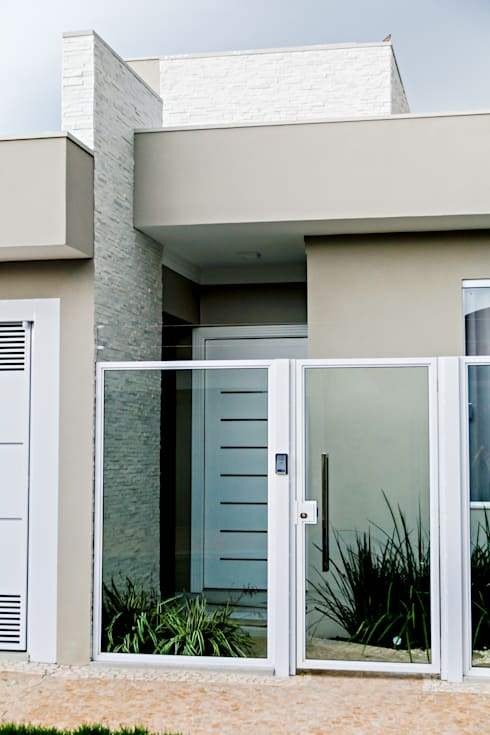 房子 by Carla Monteiro Arquitetura e Interiores